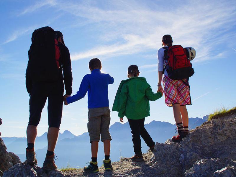 Wandern mit der ganzen Familie   Berggasthof Sonne Imberg in Sonthofen