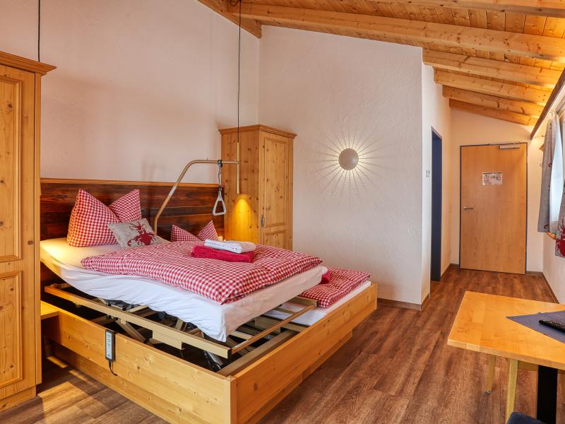 Pflegezimmer für Paare | Berggasthof Sonne in Sonthofen